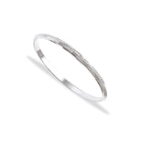 Taraash 925 Sterling Diamond Cut Silver Sardar Kada For Men BG1714S210