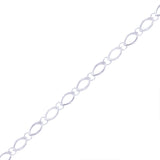 Taraash Inline Link 925 Sterling Silver Bracelet For Men BR0904S