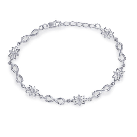 Online Silver Bracelets For Men Women Exclusive Design Available