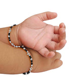 Taraash 925 Sterling Heart Design Nazariya Set Bracelet For Kids BR1848S-1