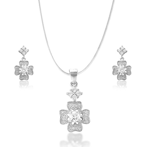 CZ Jewellery Sets