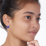 Taraash Sterling Silver Enamel Earrings Combo For Women & Kids COMBO ER 18