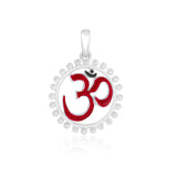 Taraash 925 Sterling Silver Couple Pendant For Couples COMBO PDC-02