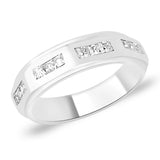 Taraash 925 Sterling Silver Ring For Men Silver-FR1347R9