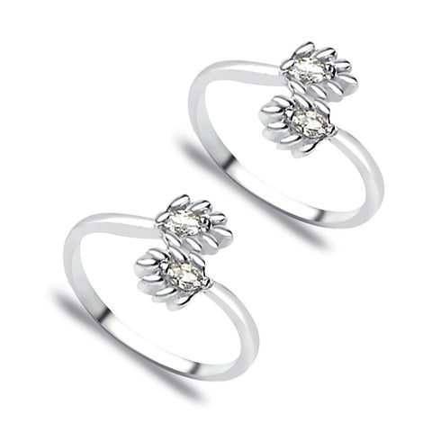 Top Openable Toe Rings