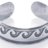 Taraash 925 Sterling Silver Cutwork Toe Ring For Women LR1162A