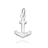 Taraash Anchor 925 Sterling Silver Pendant For Men and Women PD0209S