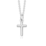 Taraash 925 sterling silver cross pendant for unisex PD0277S