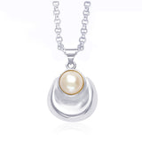Taraash Sterling-Silver Pendant  For Women Silver-PD0986S