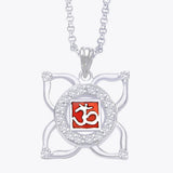 Taraash Sterling-Silver Pendant  For Unisex Silver-PD1162S