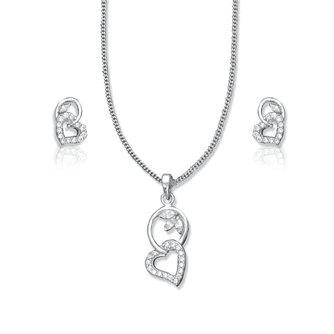 Pendant Sets with Chain