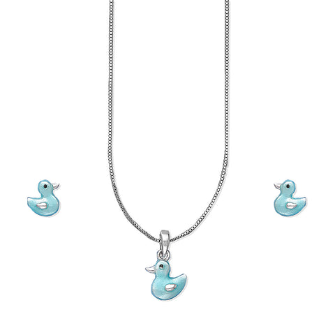 Silver Jewellery Sets for Kids
