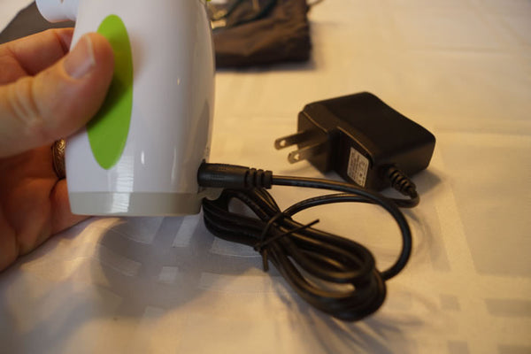Nebulizer with power cord