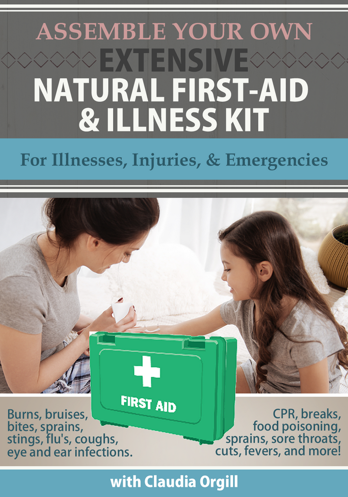 First Aid and Illness book