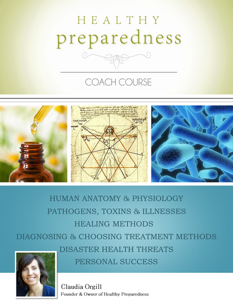 COMPLETE Healthy Preparedness Curriculum