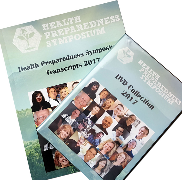 Health Preparedness Symposium DVD & Book Set