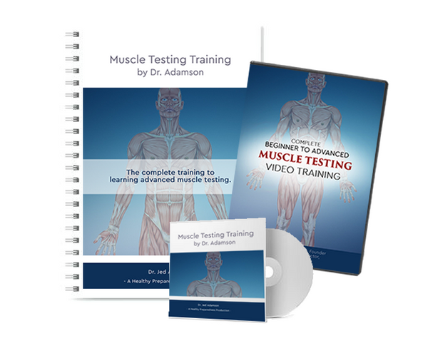 Advanced Muscle Testing Training by Dr. Adamson