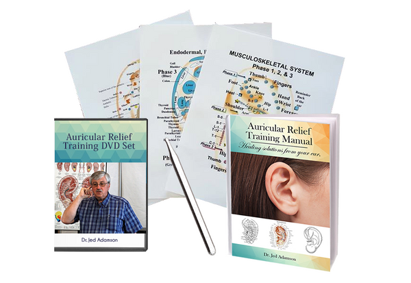 Auricular Therapy Training & Certification