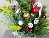 Fresh Greens Cindy Lou Who Centerpiece Make & Take Class Tuesday December 11th