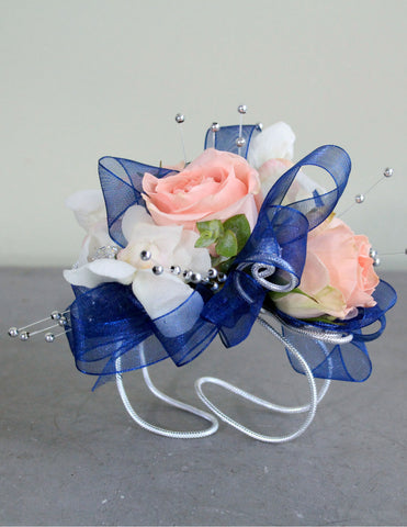 Fresh Floral Fashion Corsage
