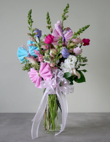 New Arrival GIRL Fresh Floral Arrangement