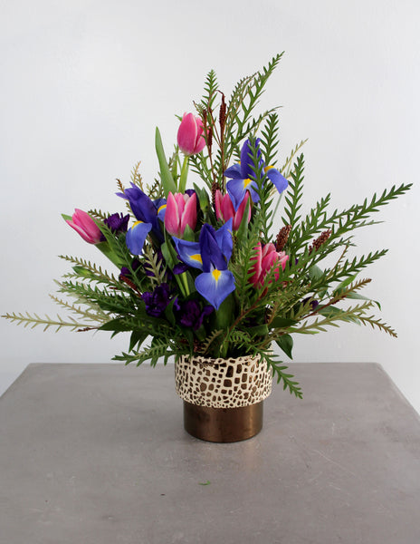 Jungle Love Fresh Floral Arrangement