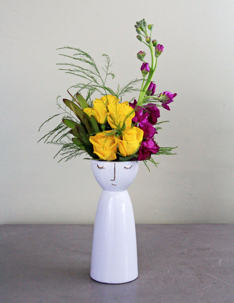 Little Miss Fresh Floral Arrangement