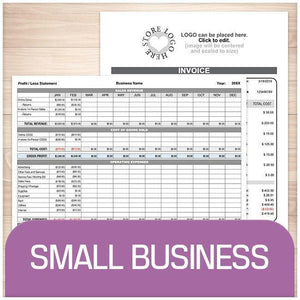 Small Business Sheets and Forms at Printable Planning