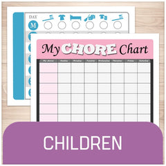 Children's Printable Pages