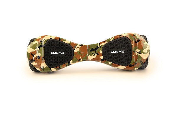 TaagWay + Multico Camouflage (Bluetooth)