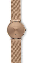 Load image into Gallery viewer, Andreas Ingeman watches - Four O NINE with stainless steel mesh band. O NINE Collection.