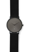 Load image into Gallery viewer, Andreas Ingeman watches - Six O NINE with stainless steel black mesh band. O NINE Collection.