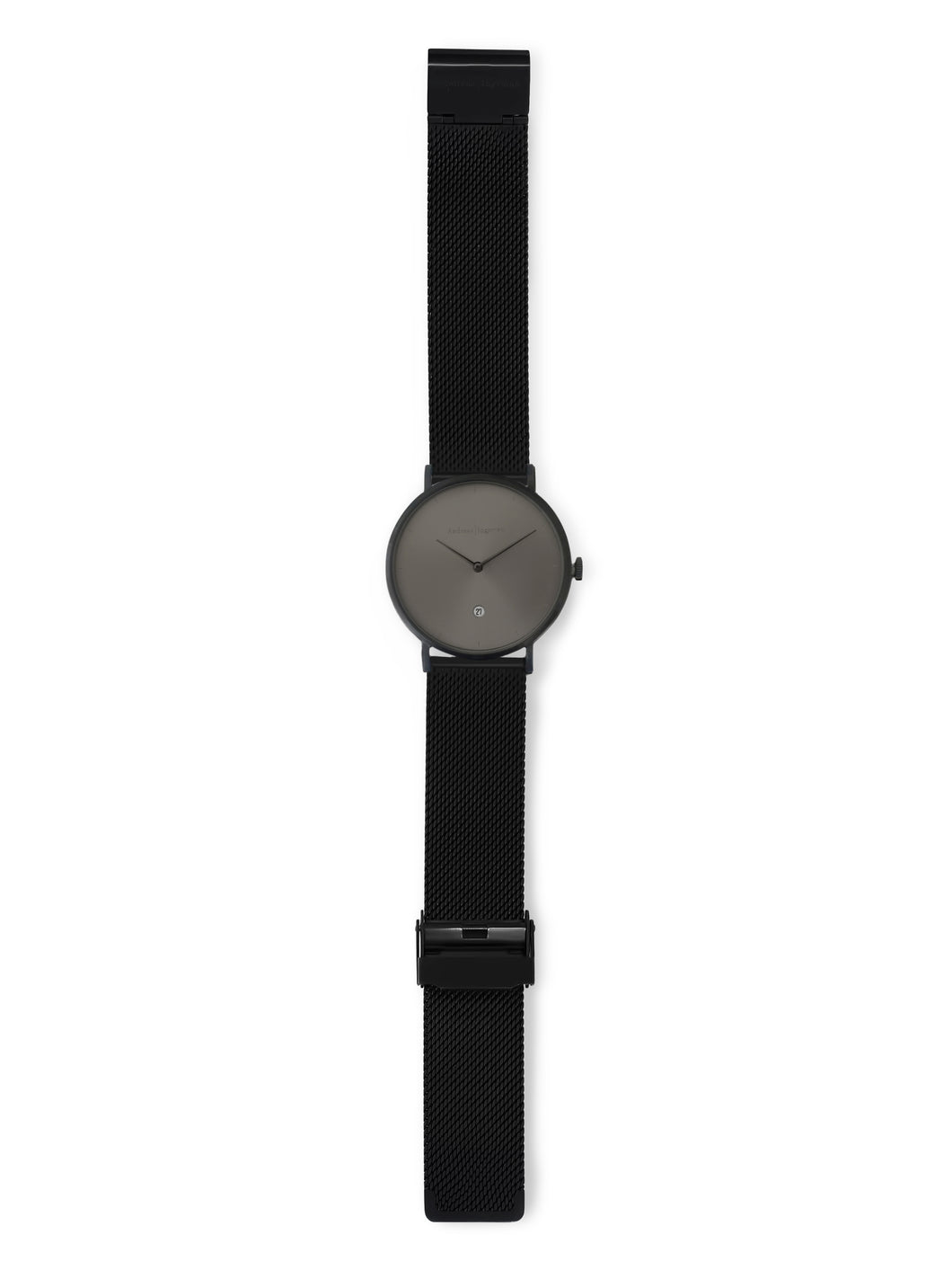 Andreas Ingeman watches - Six O NINE Collection mesh band