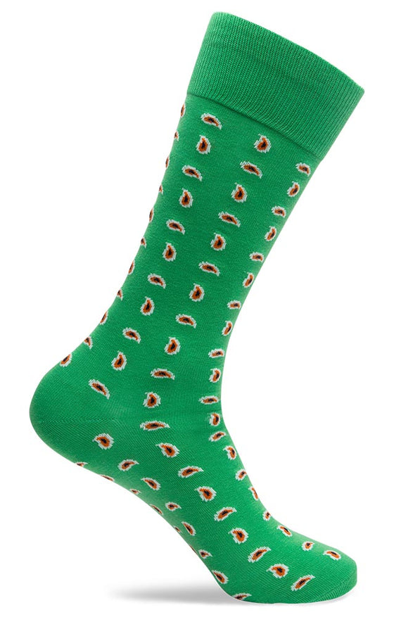 Mens Buta Patterned Socks