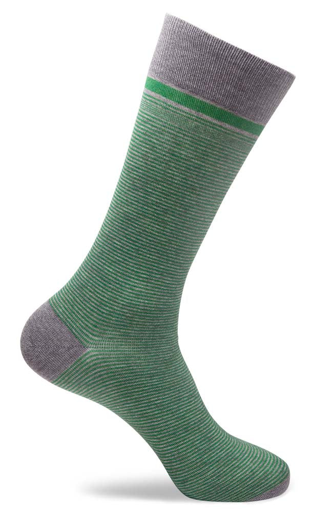 Mens Mini Stripe Socks