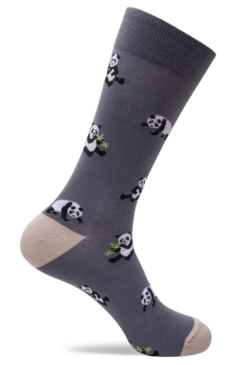 Mens Panda Bear Socks