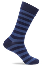 Mens Classic Stripe Dress Socks