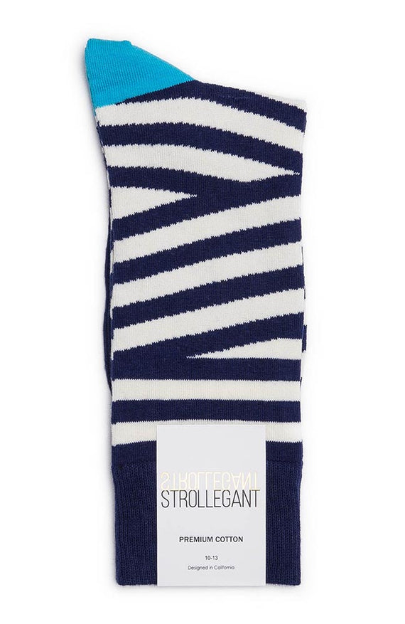 Strollegant Bandage Striped Socks
