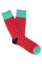 Unsimply Stitched Polka Dot Socks