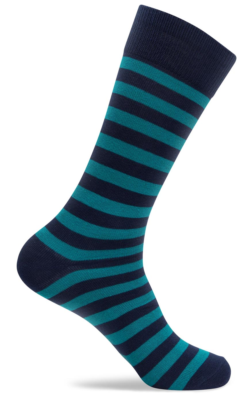 Mens Classic Stripe Socks
