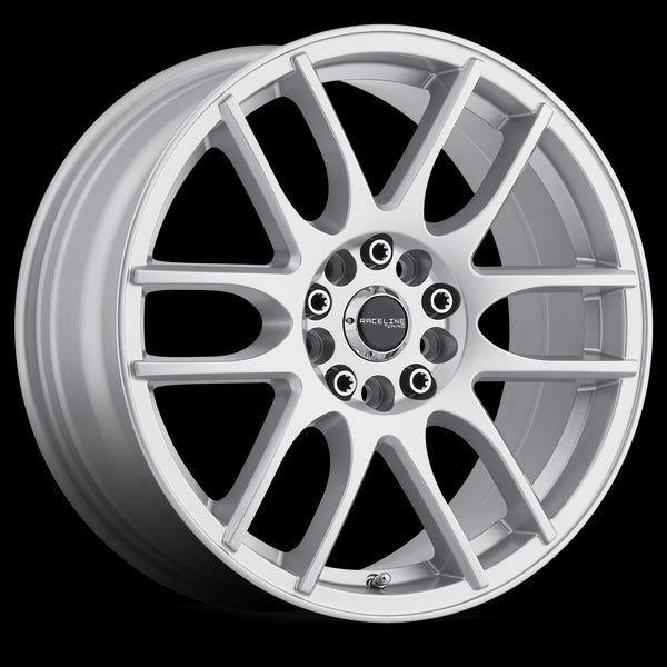Raceline 141S Mystique Silver Machined Face
