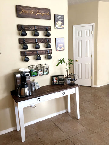 Household Coffee Bar