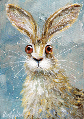 Hare by Kim Haskins