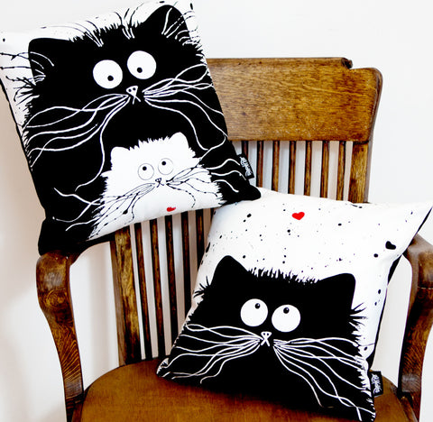 Cushions by Kim Haskins