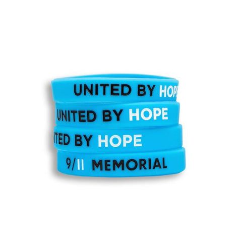 Rubber Bracelet - Blue