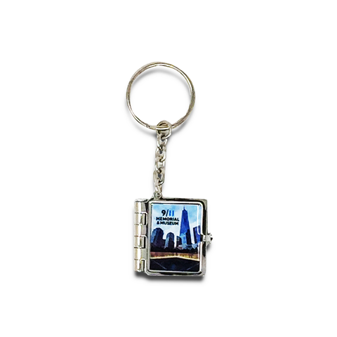 9/11 Memorial & Museum Book Keychain
