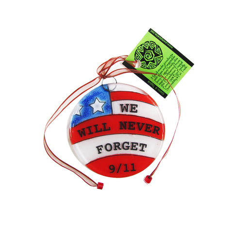 Never Forget Flag Keepsake
