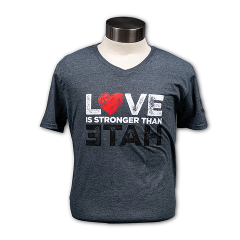 LOVE is Stronger than Hate T-Shirt