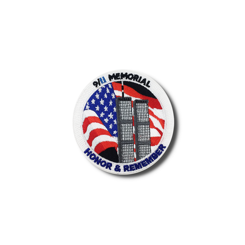 Circle Twin Towers Patch