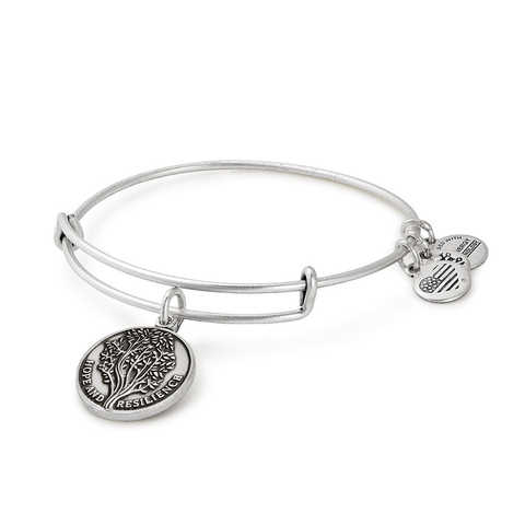 Alex & Ani Survivor Tree Bracelet - Silver